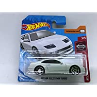2019 Hot Wheels Nissan 300ZX Twin Turbo White 3/5 Nissan 110/250 (