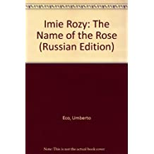Imie rozy: The Name of the Rose