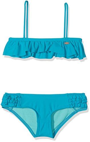 O'Neill Mädchen Morro Ruffle Bikini Bikinis, Capri Breeze, 128 -