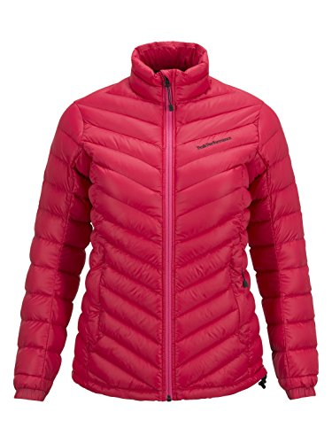 Peak Performance W Frost Down Liner Jacket Pink Planet - XS