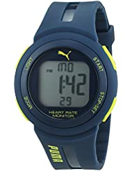 Puma Time Herren-Armbanduhr Pulse Plus Digital Quarz Kautschuk PU911101003