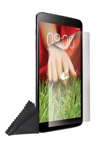 """vetro temperato tablet 7 pollici Trust Confezione 2 Proteggi Schermo Universali per Tablet da 7-8"""""""