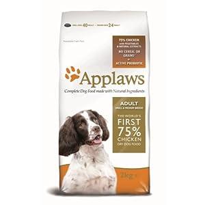 Applaws Adult Dog Food Chicken Small Medium Breed