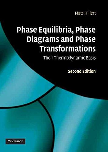 [Phase Equilibria, Phase Diagrams and Phase Transformations: Their Thermodynamic Basis] (By: Mats Hillert) [published: December, 2007]