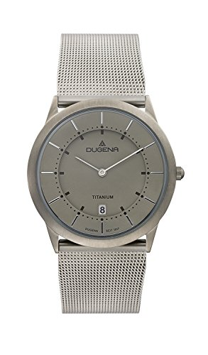 Dugena Design Gents Watch Quartz Watch With Metal Strap  4460337