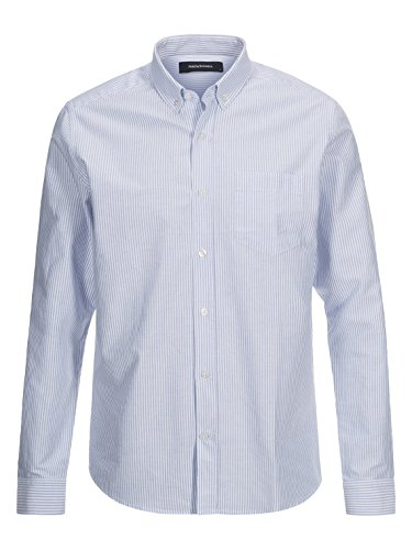 Peak Performance Herren Hemd lang Dean Oxford Shirt LS (Oxford-hemd Pattern)