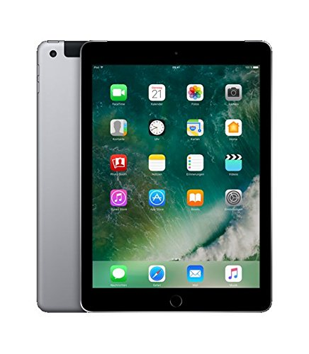 Apple MP2F2FD/A 24,63 cm (9,7 Zoll) Wi-Fi Tablet-PC (A9 Chip, 32GB, iOS 10) grau