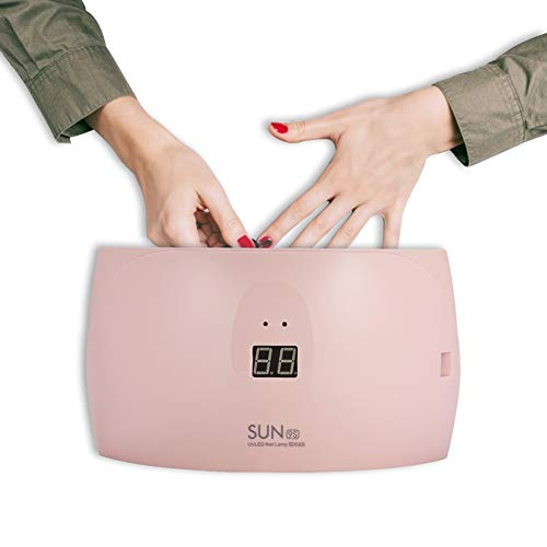 Mini Secador de Uñas 24W