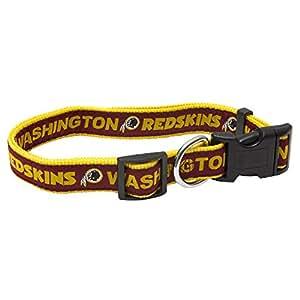 Mirage NFL Washington Redskins Collier de chien