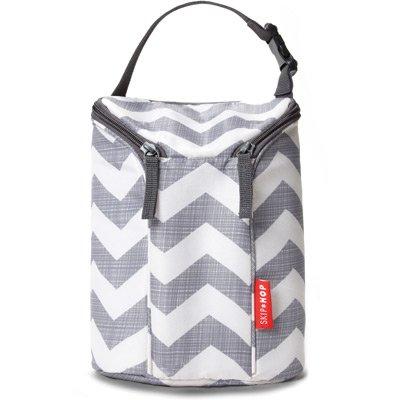 Preisvergleich Produktbild Skip Hop – Kindergartentasche mit,  Thermoskanne – Kühltasche Fläschchen,  zerkratzt
