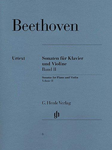 Sonaten für Klavier und Violine, Band II
