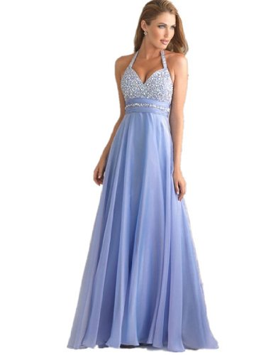 londonProm @ TL8 - 6 colour size 6-14 Evening Dresses party full length prom gown ball dress robe