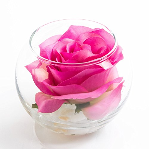 rose-artificielle-dans-un-verre-rose-8-cm-oe-10-cm-fleur-artificielle-rose-decorative-artplants
