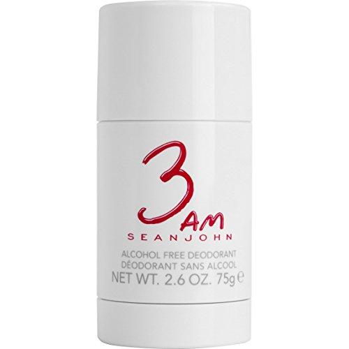 SEAN JOHN 3 AM Deodorant Stick, 2.6 Fluid Ounce by Sean John
