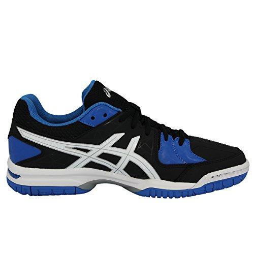 Asics Gel-Squad, Chaussures de Handball Homme Noir