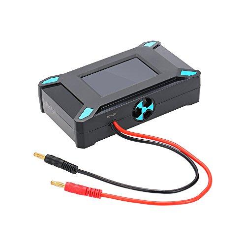 Goolsky Schermo iMaxRC X180DC 180W tocco Balance caricatore / scaricatore per LiPo Li-ion Durata della NiCd NiMh Pb RC Batteria - 1 Lb Banana