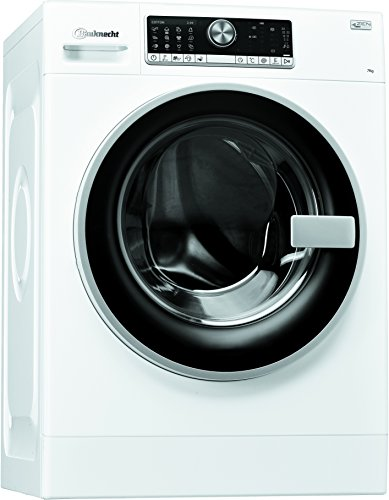 Bauknecht WM Trend 724 ZEN Waschmaschine Frontlader / A+++ B / 1400 UpM / 7 kg / extrem leise mit 48 db / ZEN Direktantrieb / weiß