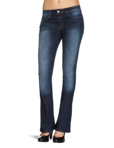 Joe's Jeans Damen Jeans TMXX5219, Gr. 32, Dunkelblau (Stephanie) Joes Jeans Flared Jeans