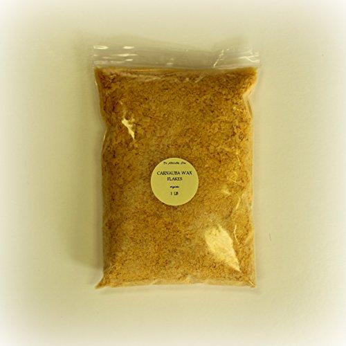 Carnauba Wax Organic 32 Oz/ 2 Lb