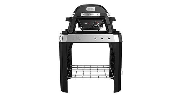 Weber Elektrogrill Pulse Test : Amazon weber grill elektro pulse mit stand