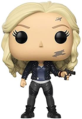 The 100 Clarke Griffin Vinyl Figure 438 Figurine de collection