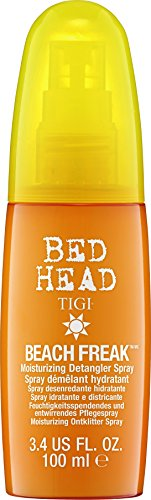 Tigi bed head beach freak - spray idratante e districante per capelli, 100 ml