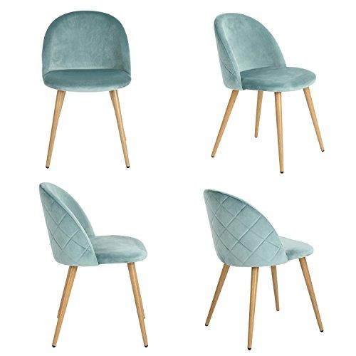 lot de 2 chaises pour salle manger