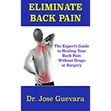 Eliminate Back Pain: The Expert's Guide to Healing Back Pain and Neck Pain Without Drugs or Surgery (English Edition)