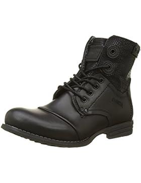BUNKER Damen Sar Biker Boots
