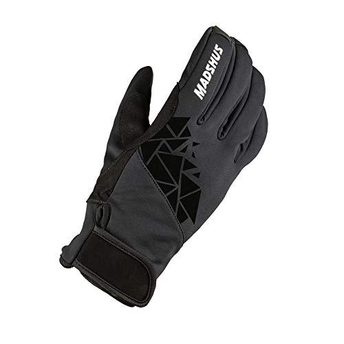 Madshus Unisex-Erwachsene Touring Glove Handschuhe, Schwarz, 12