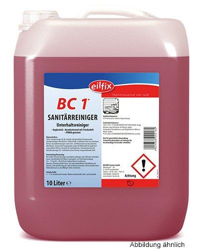 Formel-sauer (BC 1 Sanitärreiniger, 1 x 5 Liter)