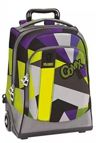 TOYLAND  59003 - Zaino Trolley Premium Comix, Colori assortiti