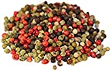 Peppercorns 4-colour mix 100g from The Spiceworks - Hereford Herbs & Spices