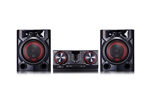 LG CJ65System Home Audio