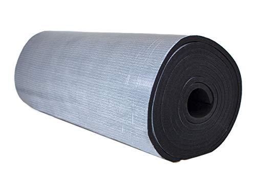 Dämmmatten Selbstklebende Kautschuk Isoliermatten 19mm Dämmung Isolierung 1m² - 6m² Markenqualität Insul-Roll XT (19mm - 2m²)