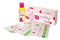 everteen intimate care travel essentials pack of 2