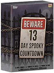 Funko- Advent Calendar: Pocket Pop: 13-Day Spooky Countdown Figura Coleccionable, Multicolor (48114)