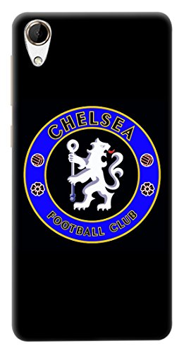 Mott2 Back Case for HTC Desire 828 Dual SIM | HTC Desire 828 Dual SIMBack Cover | HTC Desire 828 Dual SIM Back Case - Printed Designer Hard Plastic Case - Chelsea Football Club theme