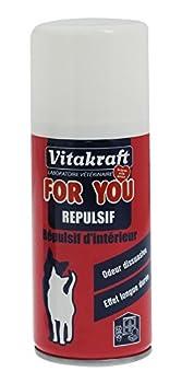 Vitakraft - 11341 - Répulsif Intérieur pour Chat - 150 ml