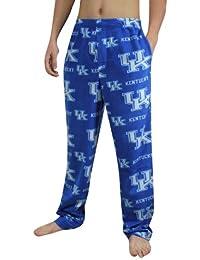 NCAA Kentucky Wildcats Homme Polar Fleece Sleepwear / Pajama Pants