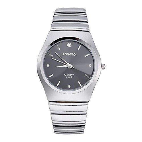 BIAOSHOU® Reloj Reloj De Galjanoplastia De La Aleación De Hombre , A