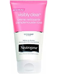 Neutrogena - Visibly Clear Pamplemousse Rose Crème Nettoyante - Tube 150 ml