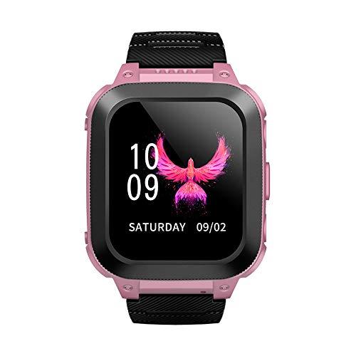 El Reloj Elegante De Los Niños Reloj GPS Resistente Al Agua para...