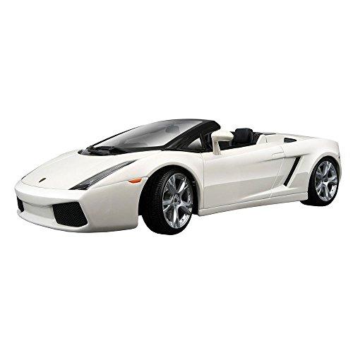 Maisto 0090159311362 118 White Scale Lamborghini Gallardo Best