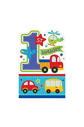 All Aboard ersten Geburtstag Einladungen & Umschläge