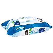 Pingo Toallitas Ecológicas Sin Perfume Caja 80 Unidades