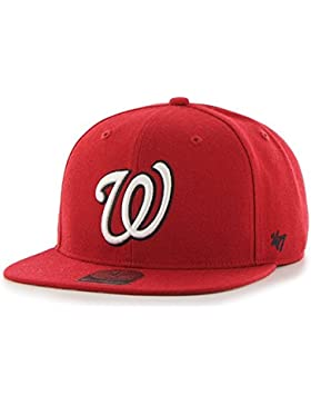 47 MLB Washington Nationals Sure Shot '47 Captain - Gorra de béisbol unisex