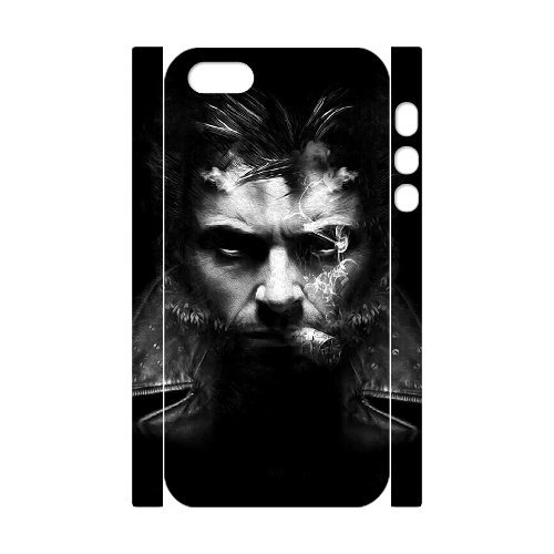 LP-LG Phone Case Of Wolverine For iPhone 5,5S [Pattern-6] Pattern-1