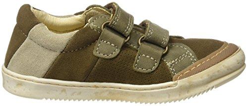 ElNaturalistaKids E374, Chaussures mixte enfant Vert (Kaki Piedra)