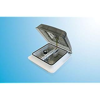 Fiamma Turbo Vent 28 Dachhaube - 28 x 28 - crystal